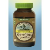 Spirulina Pacifica 1000 mg - 180 tabletta - természetes hawaii spirulina