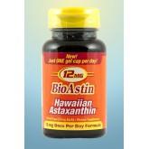 BioAstin - természetes hawaii astaxanthin 12 mg - 50 db kapszula